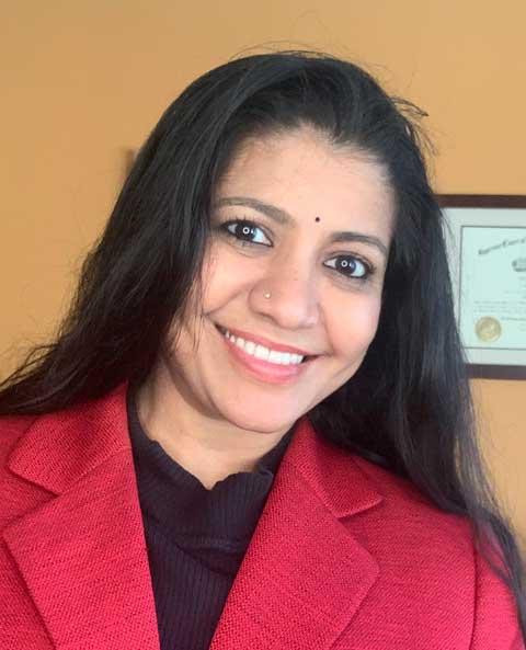 Immigration Attorney Kavitha Ramasami